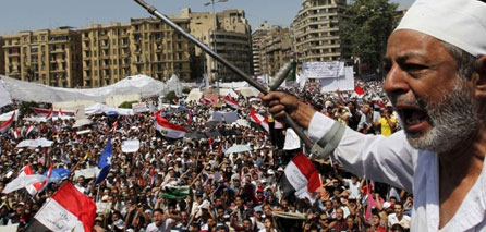 egyptian rallies