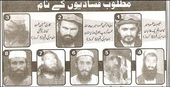 most wanted TP leader